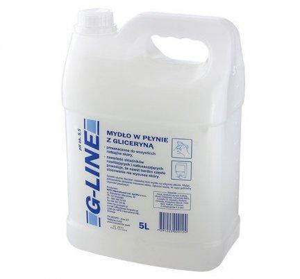 MPS G-Line mydło w płynie z gliceryną 5l