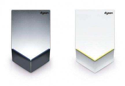 Suszarka do rąk Dyson Airblade V (AB12) 1600W, poliwęglan ABS - biały/srebrny