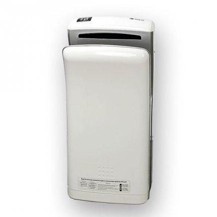 Kieszeniowa suszarka do rąk Sanjo VIRGO RS-K1 1800W , automatyczna, biała ABS