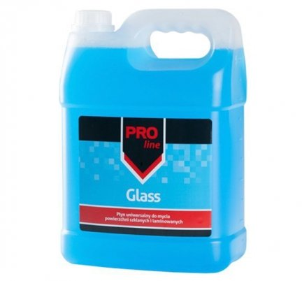 MPS ProLine GLASS 5l płyn do mycia i czyszczenia powierzchni szklanych