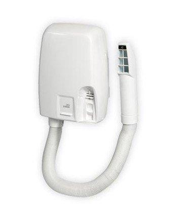Suszarka uniwersalna do rąk, włosów i ciała Bisk Masterline SU-P1 (00241) 800W, automatyczna, biała, ABS