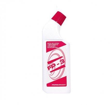 FP-3 Płyn do mycia i dezynfekcji muszli i sanitariatów 0,75 L