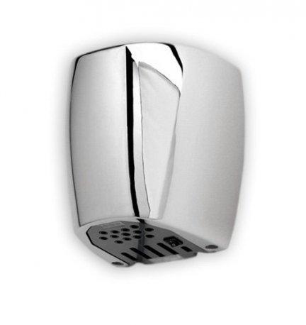 Automatyczna suszarka do rąk In-Tec Elegance Silver 1250W z jonizatorem powietrza w obudowie aluminiowej