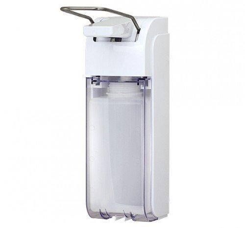 Dozowniki mydła łokciowe