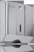 Pojemnik (podajnik) Losdi CO 0104 na ręczniki papierowe ZZ w listkach, wykonany ze stali nierdzewnej