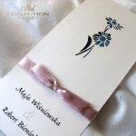 Zaproszenia ślubne / zaproszenie 01722_72_niebieskie