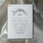 Einladungskarten / Hochzeitskarte 2003