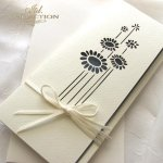 Einladungskarten / Hochzeitskarte 01729_61_braun