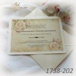 Einladungskarten / Hochzeitskarte 01738
