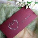 Einladungskarten / Hochzeitskarte 01562_83