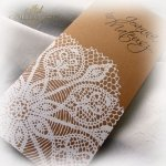 Invitations / Wedding Invitation 1740