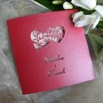 Invitations / Wedding Invitation 01696_36