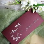 Invitations / Wedding Invitation 01562_77