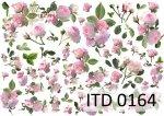 Decoupage paper ITD D0164