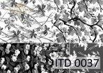 Decoupage paper ITD D0037