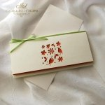 Invitations / Wedding Invitation 01734_52_orange