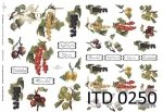 Decoupage paper ITD D0250