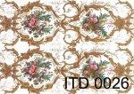 Decoupage paper ITD D0026