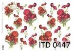 Decoupage paper ITD D0447