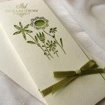 Invitations / Wedding Invitation 01729_56_bright_green