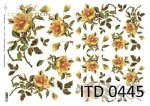 Decoupage paper ITD D0445