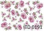 Decoupage paper ITD D0191
