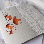 Easter card KW177