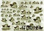 Decoupage paper ITD D0124