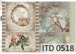 Decoupage paper ITD D0518