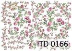 Decoupage paper ITD D0166
