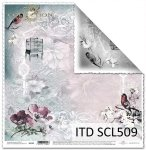 Papier scrapbooking SCL509