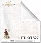Papier scrapbooking SCL527