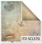 Papier scrapbooking SCL570