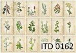 Papier decoupage ITD D0162