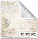 Papier scrapbooking SCL502