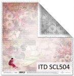 Papier scrapbooking SCL504