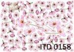 Papier decoupage ITD D0158