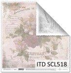 Papier scrapbooking SCL518