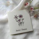 Zaproszenia ślubne / zaproszenie 01732_56_bordo