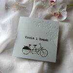 Zaproszenia ślubne / zaproszenie 1724_32_brąz