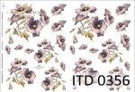Papier decoupage ITD D0356