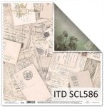 Papier scrapbooking SCL586