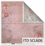 Papier scrapbooking SCL606