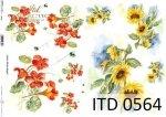Papier decoupage ITD D0564