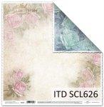 Papier scrapbooking SCL626