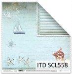 Papier scrapbooking SCL558