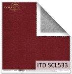 Papier scrapbooking SCL533