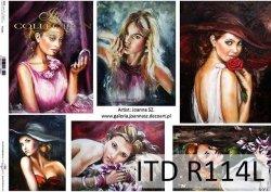 Papier ryżowy ITD R0114L