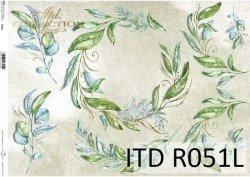 Papier ryżowy ITD R0051L