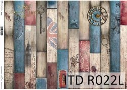 Papier ryżowy ITD R0022L